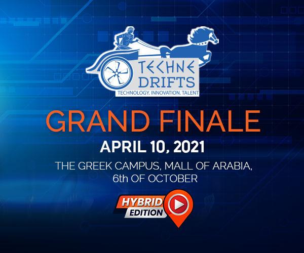 Techne Drifts 2021 Grand Finale